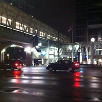 Photo taken at Gateway SkyTrain Station by Tuezy B. on 3/11/2012