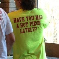 Photo taken at Aniello's Pizzeria by Bradley  R. on 8/6/2012