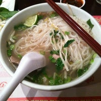 Photo taken at Pho Pasteur by Amy C. on 4/1/2012