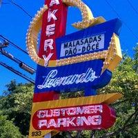 Photo taken at Leonard's Bakery by Sheinah G. on 8/17/2012