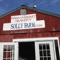 Photo taken at Solly's Farm Market by Helen D. on 7/11/2012
