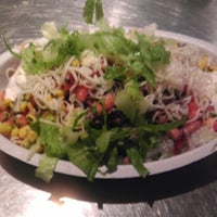 Photo taken at Chipotle Mexican Grill by James on 8/11/2012