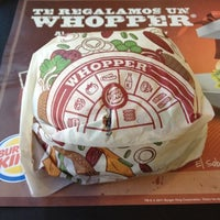 Photo taken at Burger King by Léonor d. on 8/6/2012