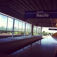 Photo taken at Terminal Integrado Aeroporto by Kk-u A. on 3/27/2012