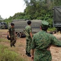 Photo taken at Sarimbun FIBUA area by ROnald G. on 9/11/2012