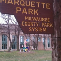 Photo taken at Pere Marquette Park by Peter B. on 11/22/2011