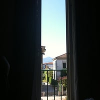 Photo taken at Lucca in Villa Elisa by Miquel O. on 8/18/2012