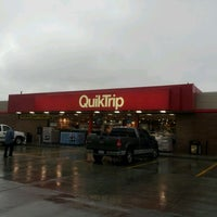 Photo taken at QuikTrip by Charles G. on 12/4/2011