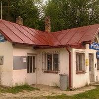 Photo taken at Železniční stanice Přímělkov by Radek K. on 5/20/2011