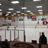 Photo taken at Kent Freeman Arena by Lynne K. on 12/17/2011