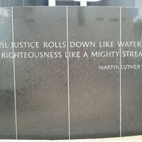 Photo taken at Civil Rights Memorial Center (SPLC) by Samuel F. on 6/20/2011