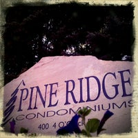 Photo taken at Pine Ridge Condominiums Breckenridge by JaimeT on 6/11/2011