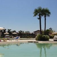 Foto scattata a Chervò Golf San Vigilio da Liliana il 7/8/2012
