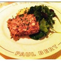 Foto scattata a Bistrot Paul Bert da Paudie C. il 2/25/2012