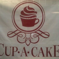 Photo taken at Cup-A-Cake by Kakos L. on 10/17/2011