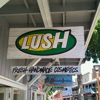 Photo taken at Lush Cosmetics by Brad B. on 9/18/2011