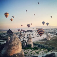 Photo taken at Cappadocia by Shannon Z. on 6/3/2012