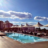 Das Foto wurde bei Radisson Blu Gautrain Hotel von catty am 4/1/2012 aufgenommen