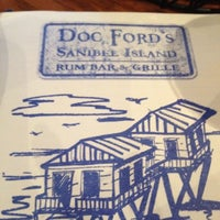 Photo taken at Doc Ford's Rum Bar & Grille by Andrea K. on 4/6/2012