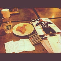 Photo taken at Starbucks by Derek D. on 9/6/2012