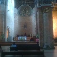 Photo taken at Catedral de Nuestra Señora de la Pobreza de Pereira by Ricardo B. on 7/26/2012