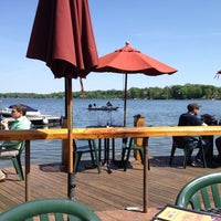 Photo taken at Rose's on Reeds Lake by Jason O. on 5/17/2012