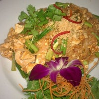 Photo taken at Thai House by Oshaye M. on 9/9/2011