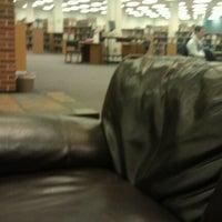 Photo taken at NSU John Vaughan Library by Megan G. on 11/30/2011