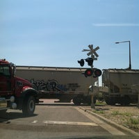 Photo taken at Shepard Road by Kate H. on 6/18/2012