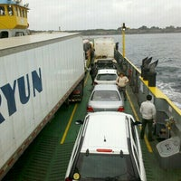 Photo taken at Ferry San Juan CdS by Xtianramos  R. on 12/3/2011