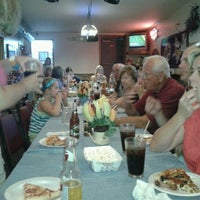 Photo taken at Dave's Town Club by Lesley F. on 7/27/2012