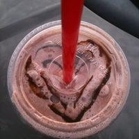 Photo taken at Juice N Java Cafe by Jenny P. on 2/1/2012