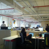 Photo taken at Google Argentina by Omid S. on 3/7/2012