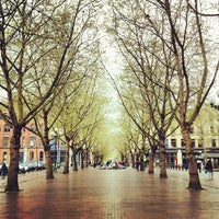 Photo taken at Occidental Square by Josh S. on 4/25/2012