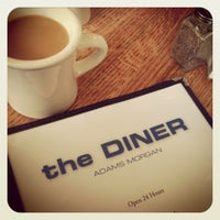Photo taken at The Diner by Jessica S. on 12/10/2011
