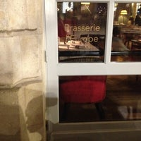 Foto tirada no(a) Brasserie De L'Europe por Danielle H. em 8/17/2012