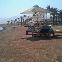 Photo taken at Le Méridien Dahab Resort by Sergey G. on 10/22/2011