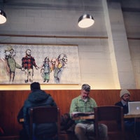 Photo taken at Ristretto Roasters by Monty . on 3/19/2012