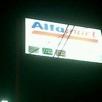 Photo taken at Alfamart Kawalu by Agung S. on 3/13/2011