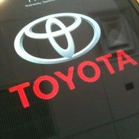 Photo taken at Camelback Toyota by Yoshi N. on 9/5/2012