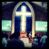 Photo taken at GKI Samanhudi by Daniel B. on 5/17/2012