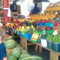 Photo taken at Dallas Farmers Market by Brookelynne S. on 7/3/2011