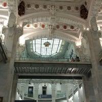 Foto tirada no(a) Palacio de Cibeles por Beatriz M. em 1/28/2012