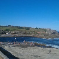 Photo taken at Clovelly Beach by Glen M. on 1/18/2012