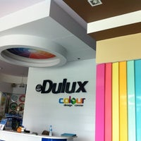 Photo taken at Dulux Colour Design Center ปราจีนบุรี by Charn T. on 6/30/2011