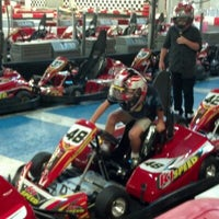Photo taken at K1 Speed Carlsbad by mark J. on 9/11/2011