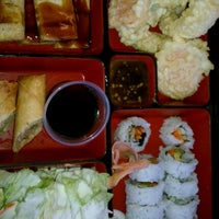 Photo taken at Yummy Teriyaki by Cameron C. on 1/17/2011