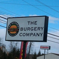 Photo taken at The Burgery Company by Sabrina S. on 1/3/2012