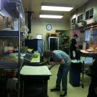 Photo taken at Steak And Hoagie by Helen D. on 12/24/2011