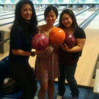 Photo taken at Herrill Lanes by Jian on 9/10/2011